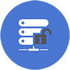 Remain independent from your hosting- or email provider
